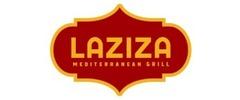Laziza Mediterranean Grill logo