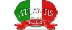 Atlantis Pizzeria Logo