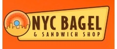 NYC Bagel & Sandwich Shop Logo