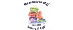 The Macaron Chef Logo