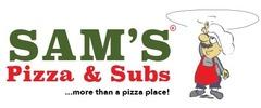 Sam's Pizza & Subs Logo