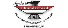 Thunderbird II of Springfield Logo
