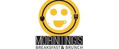 Mornings Breakfast & Brunch Logo