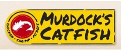 Murdock's Catfish logo