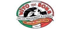 Vito & Sons Italian Restaurant and Pizzeria Logo