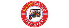 Tuk Tuk One Thai Restaurant Logo