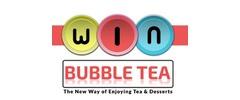 WIN Bubble Tea Logo