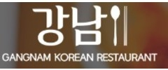 Gangnam Korean Restaurant Logo