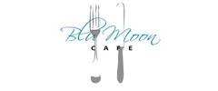 Blu Moon Cafe logo