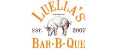 Luella's Bar-B-Que Logo