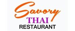 Savory Thai Restaurant Logo