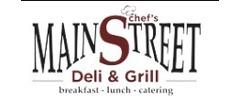 Main St Deli and Grill Logo