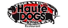 Haute Dogs & Fries Logo