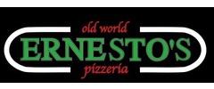 Ernesto's Pizza logo