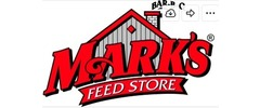 Mark's Feed Store Bar-B-Q Logo