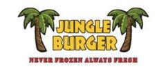 Jungle Burger Logo