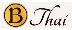 B Thai Cuisine Logo