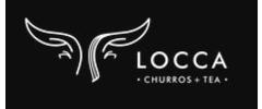 Locca Churros & Tea Logo