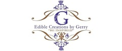 Edible Creations by Gerry Logo