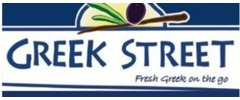 Greek Street Logo