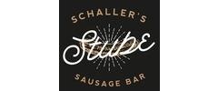 Schaller's Stube Sausage Bar Logo