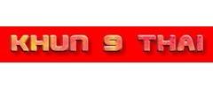Khun 9 Thai Truck Logo
