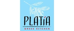 Platia Greek Kitchen Logo