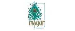 Mayur Cuisine Of India Logo