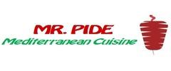 Mr. Pide Logo