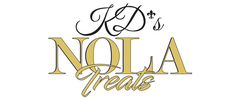 KD's NOLA Treats Logo