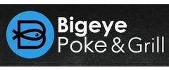 Bigeye Poke and Grill Logo