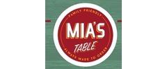 Mia's Table logo