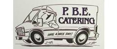 P.B.E. Catering Logo