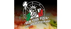 J&S New York Pizza logo