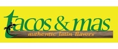 Tacos & Mas Logo