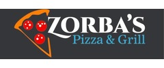 Zorba's Mediterranean Grill Logo