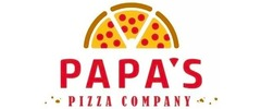 Papa's Pizza Company Logo