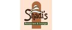 Shadi's Restaurant & Lounge Logo
