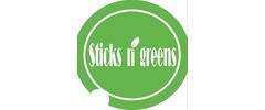 Sticks n' Greens Logo