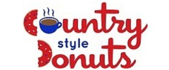 Country Style Donuts Logo