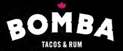 Bomba Tacos & Rum Logo