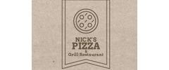 Nick's Pizzeria & Restaurant Logo