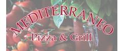 Mediterraneo Pizza & Grill Logo