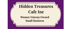 Hidden Treasures Cafe Logo
