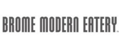 Brome Modern Eatery Logo