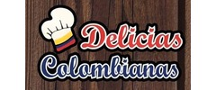 Delicias Colombianas  logo