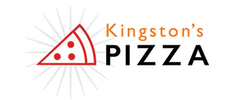 Kingston's Pizza Logo