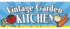 Vintage Garden Kitchen Logo