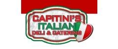 Capitini's Italian Deli and Catering Logo