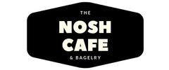 The Nosh Cafe and Bagelry Logo